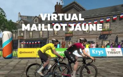 Eerste 'officiële' virtuele Tour de France gaat dit weekend van start