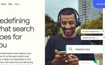 Neeva: de nieuwe zoekmachine van ex-Google advertising baas zonder advertenties, met focus op privacy en eenvoud